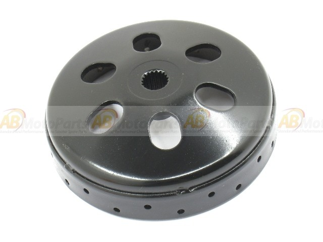 Clutch Drum  GY6 125/150cc  125mm, ABmotoparts com
