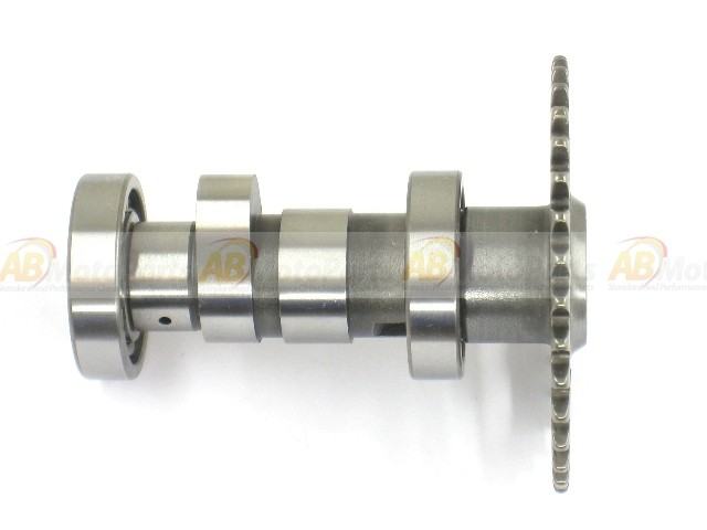 Camshaft  GY6 125/150cc  121°, ABmotoparts com